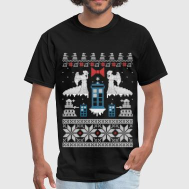 Bad Christmas Ugly Christmas sweater for game lover - Men's T-Shirt
