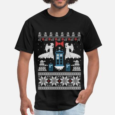 Bad Ugly Christmas sweater for game lover - Men's T-Shirt