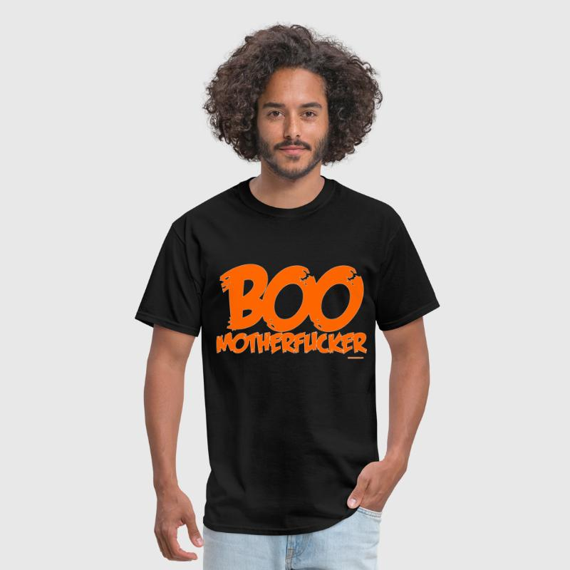 Boo Motherfucker - Men's T-Shirt