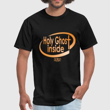 ***12% Rebate - See details!*** Holy Ghost Inside (whol-e.com) - Men's T-Shirt