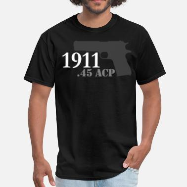 John Brown Colt .45 1911 - Men's T-Shirt
