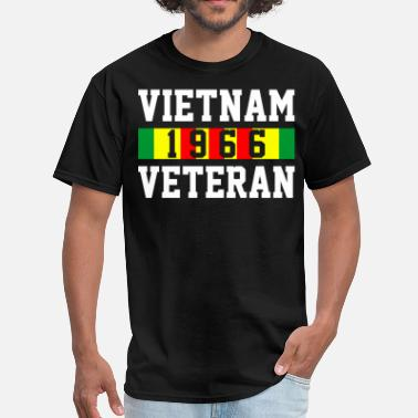 Vietnam Veterans Vietnam 1966 Veteran  - Men's T-Shirt