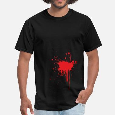 Wounded Wounded - Men's T-Shirt