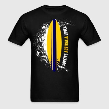 Surfing Australia Lover - Men's T-Shirt
