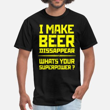 Beer-hound Beer Superpower. - Men's T-Shirt