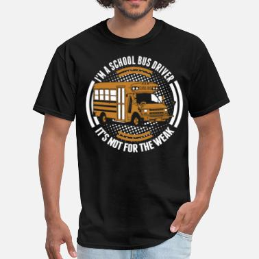 92b2b57c Shop School Bus Driver T-Shirts online | Spreadshirt