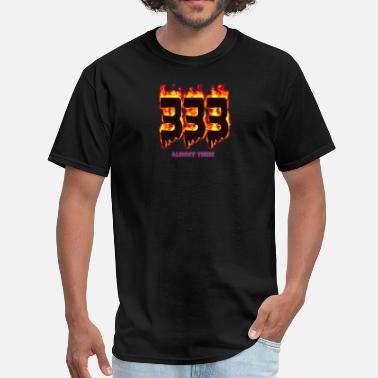 333 333 almost there - Men's T-Shirt