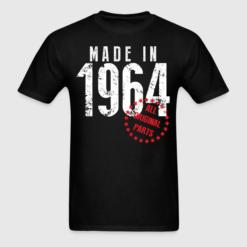 Made In 1964 All Original Parts - Men's T-Shirt