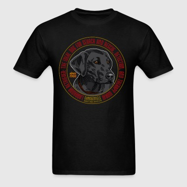 labrador_since_1903_b - Men's T-Shirt