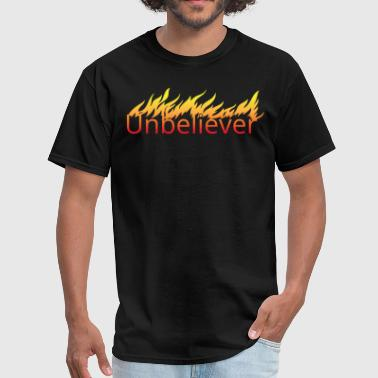 Unbeliever (Color) - Men's T-Shirt