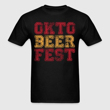 OktoBeerFest - Men's T-Shirt