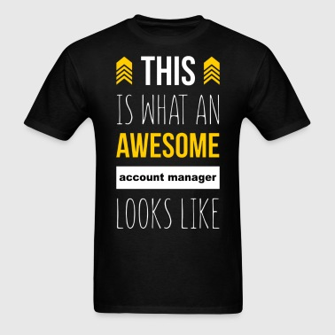 ACCOUNT MANAGER - NICE DESIGN FOR YOU - Men's T-Shirt