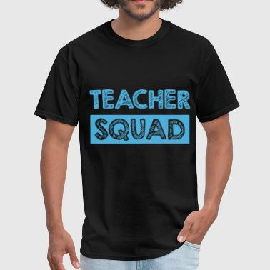 Fucking Teaching teacher squad teach for men or women teacher - Men's T-Shirt