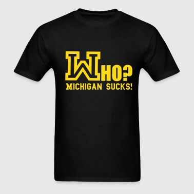 Michigan who? - Men's T-Shirt