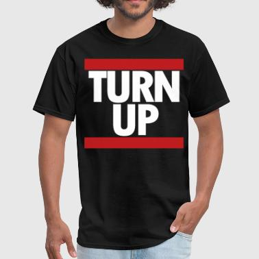 RUN DMC turnup - Men's T-Shirt