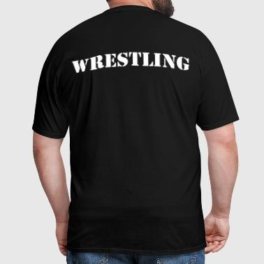 wrestling - Men's T-Shirt