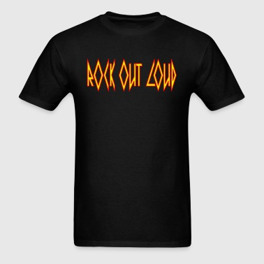 Rock Out Loud Multiverse Tour  - Men's T-Shirt