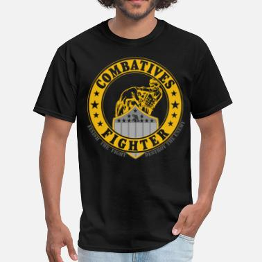 Army Combatives Combatives Fighter Gold - Men's T-Shirt