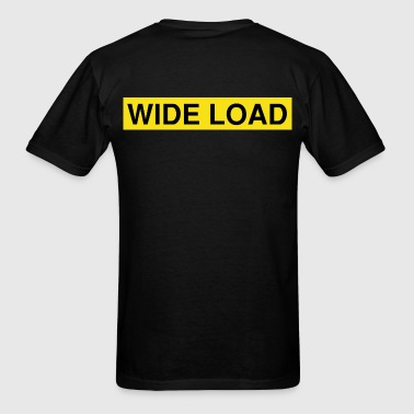 Wide Load - Men's T-Shirt