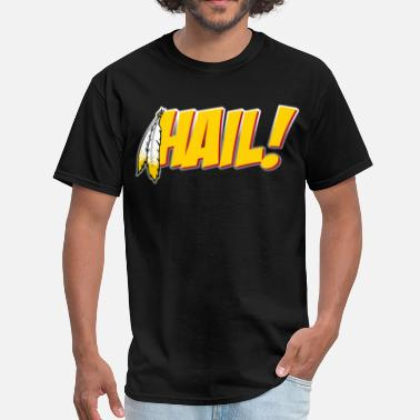 Httr Hail Skins 2 - Men's T-Shirt