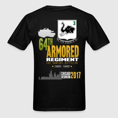 64th Armored Regiment - Men's T-Shirt
