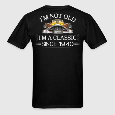 Classic since 1940 - Men's T-Shirt