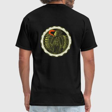 Mayan Warrior - Men's T-Shirt