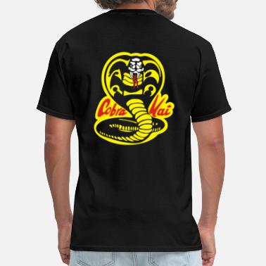 Karate Kid Movie Cobra Kai Tees  - Men's T-Shirt