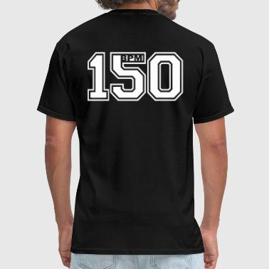 The Bpm Festival Hardstyle 150 BPM - Men's T-Shirt
