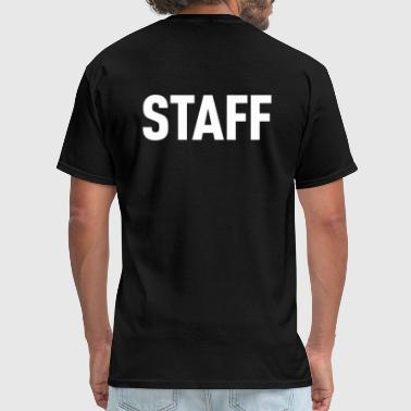 Staff Dark Shirt - Men's T-Shirt