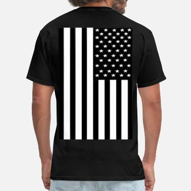 4xl Hip Hop black flag12.jpg - Men's T-Shirt