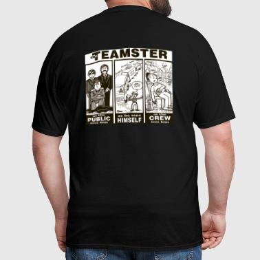 TEAMSTER - Men's T-Shirt