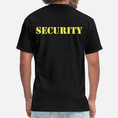 Security security - Men's T-Shirt