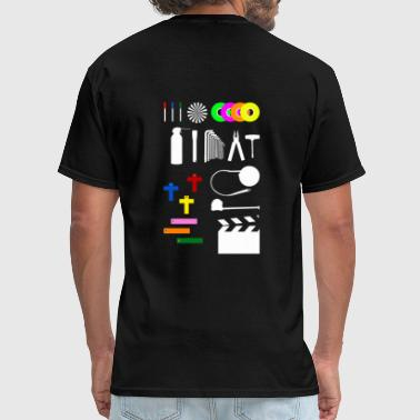 Camera Assistant Assistant_Camera_Checklist - Men's T-Shirt