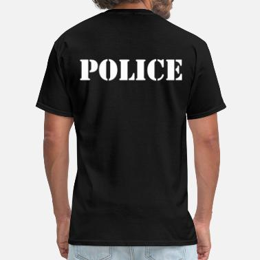 Police Sports police - Men's T-Shirt