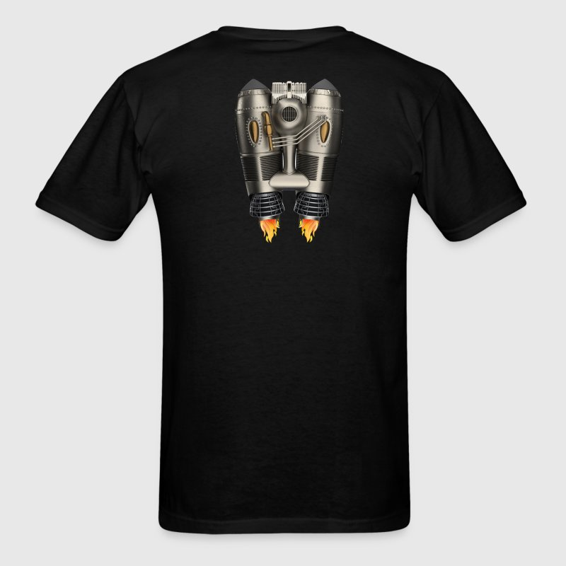 jetpack.png - Men's T-Shirt