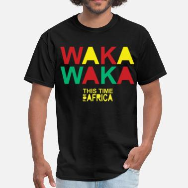 Waka Waka This Time For Africa This Time For Africa - Men's T-Shirt