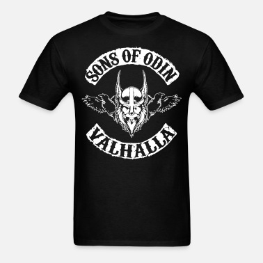 S to 6XL Norse Odin Viking Ragnarok Thor Valhalla THOR/'S HAMMER Rune T-SHIRT