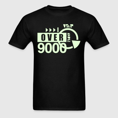 over 9000 - Men's T-Shirt