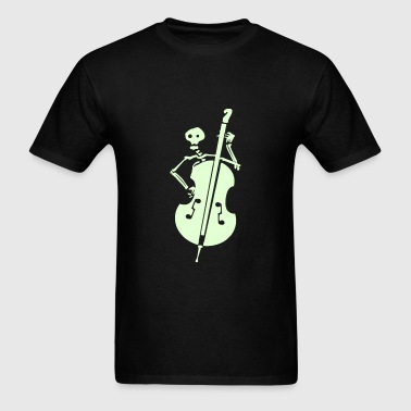 Skeleton Band - Men's T-Shirt