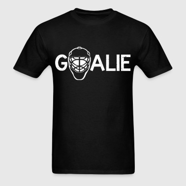 Hockey Goalie - Men's T-Shirt