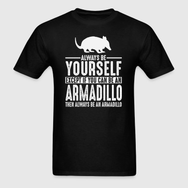 Armadillo Gift Lover - Men's T-Shirt