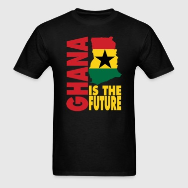 Ghana Is The Future - Men's T-Shirt