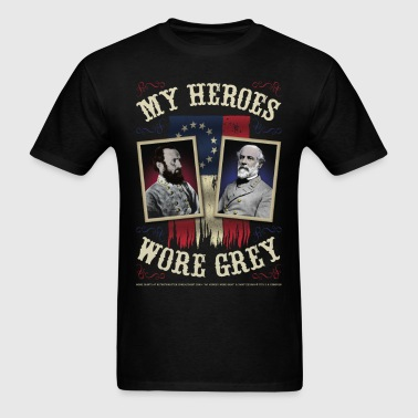 My Heroes Wore Gray - Men's T-Shirt