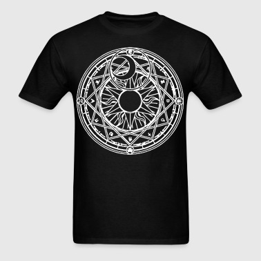 Magick Circle - Men's T-Shirt