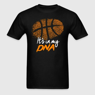 Basketball DNA - Men's T-Shirt