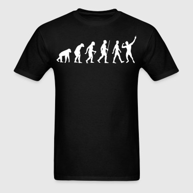 Evolution of Zyzz - Men's T-Shirt