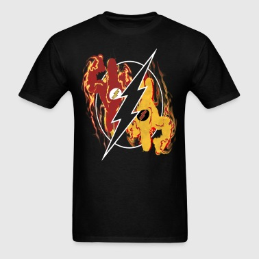 Flashpoint Paradox - Men's T-Shirt