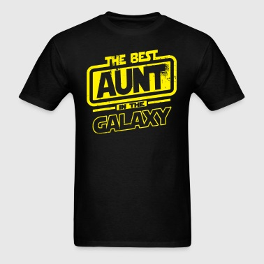 The Best Aunt In The Galaxy - Men's T-Shirt