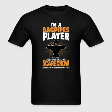 Bagpipes Player Halloween Costume 2017 - Men's T-Shirt